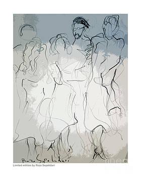 Bold Tango by Reza Sepahdari