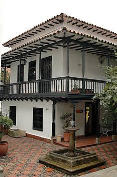 Bolero Museum courtyard by Kathy Schumann