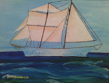Bon Voyage by Juliet Nidhan