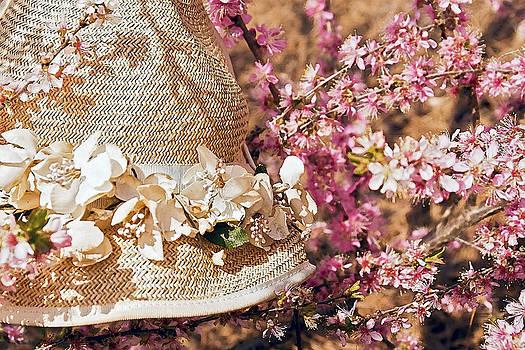 Bonnet in Blooms by Susan Leggett