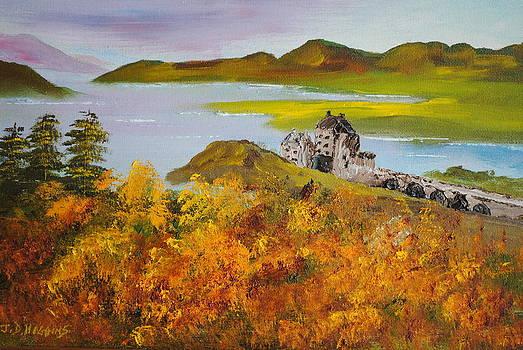 Bonnie Scotland by James Higgins