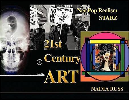 Book by Nadia Russ by NeoPopRealism Starz