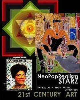 Book by Nadia Russ by NeoPopRealism Starz Erotica As A High Artistic Aspiration