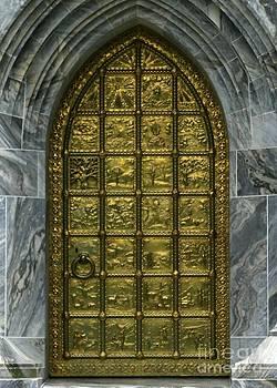 Sabrina L Ryan - Book of Genesis Brass Door