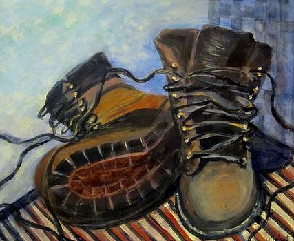 Boots by Bev Hart