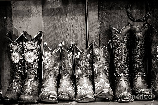 Boots by Sherry Davis