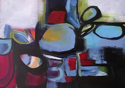 Bosa Nova and Gin Gimlets by Jane Robinson