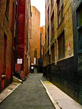 Frank SantAgata - Boston Alley