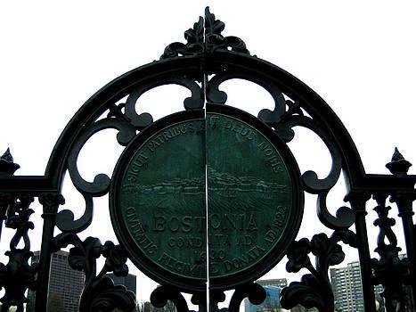 Boston Common by Sheryl Burns
