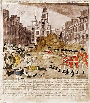 Omikron - Boston Massacre 1770