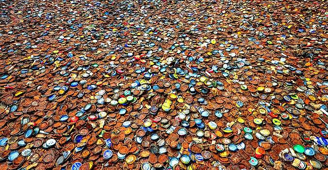 David Morefield - Bottlecap Alley