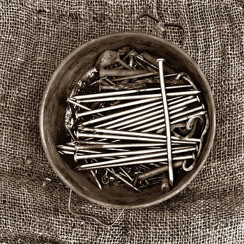 BERNARD JAUBERT - Box of tacks