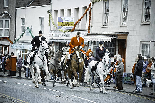 Boxing Day Hunt by Simon Clare