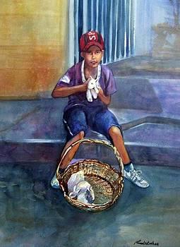 Boy by Ahmad Subaih