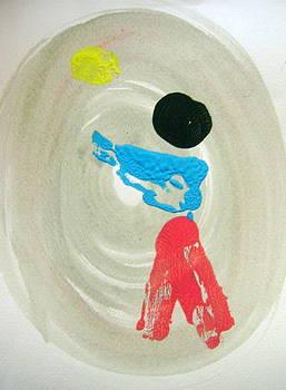 Boy And Sun by Aleksa Jovanovic