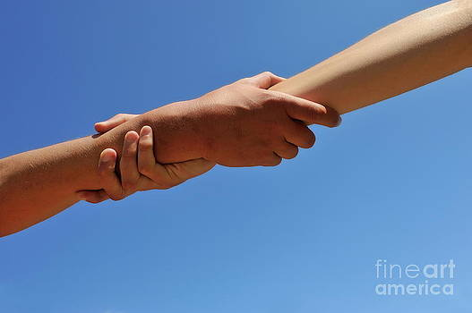 Sami Sarkis - Boys holding hands