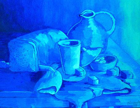 Breakfast by Isaac Bineyson