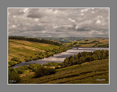 Brecon Beacons Wales landscape by           Benedict