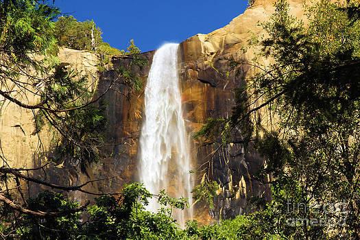 Adam Jewell - Bridal Veil Falls At Yosemite