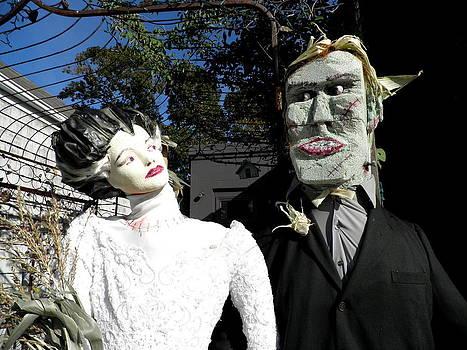 Kate Gallagher - Bride of Frankenstein