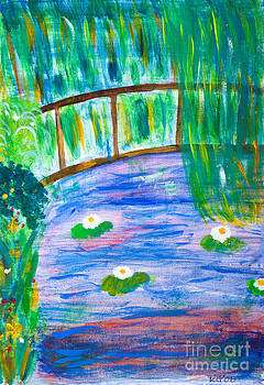 Simon Bratt Photography LRPS - Bridge of lily pond