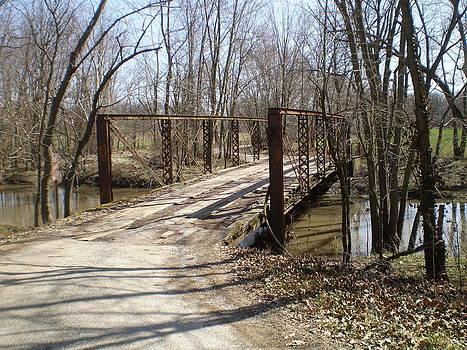 Bridge on the River... by Chris Shadwick