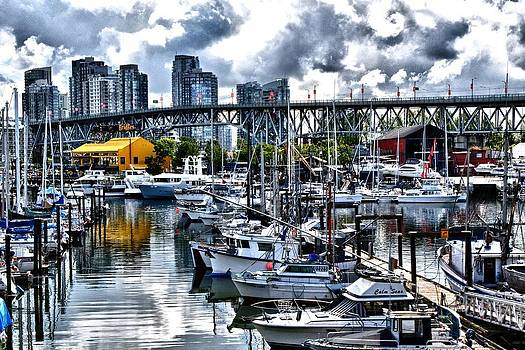 Bridges and Boats by Scott Holmes