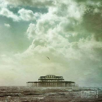 Brighton seascape by Paul Grand