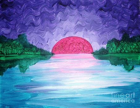 Brilliant Sunrise by Dawn Plyler