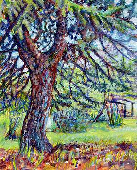 Bristling Tree by Michael Gaudet