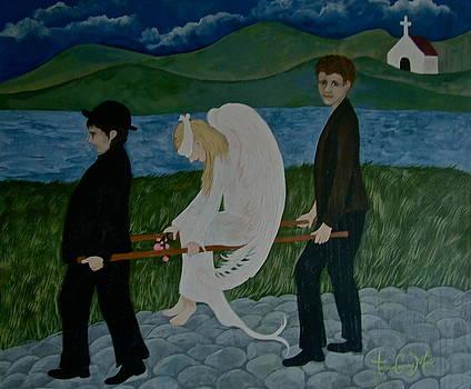 Broken Angel by Teresa Grace Mock