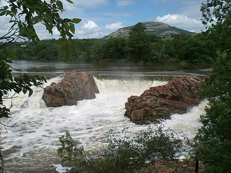 Broken Dam by Jessica Jandayan