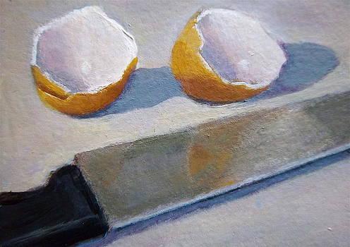 Joyce Geleynse - Broken Egg Shells