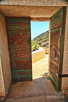 Cheryl Young - Bronze Door