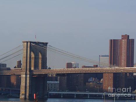 Brooklyn Bridge 2 by Charmaine Lundy