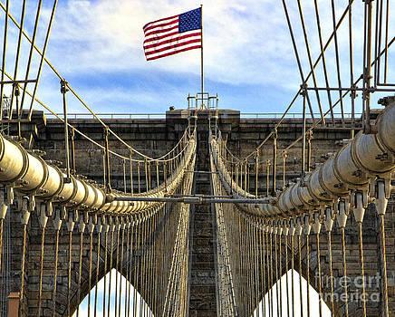 Chuck Kuhn - Brooklyn Bridge Angles