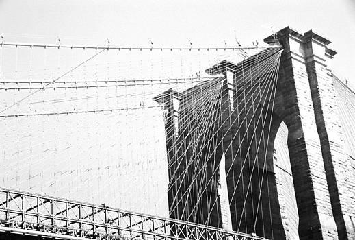 Brooklyn Bridge by Gloriana Hernandez