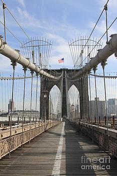 Chuck Kuhn - Brooklyn Bridge IV