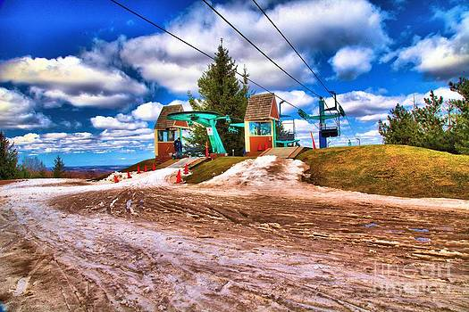 Adam Jewell - Brown Spring