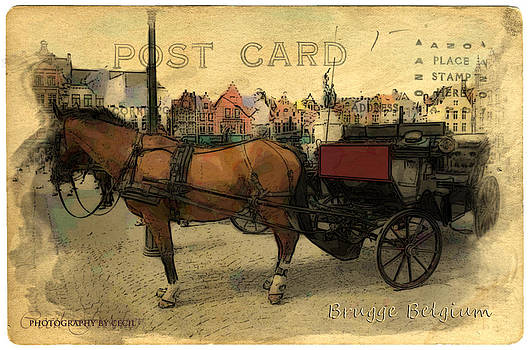 Brugge Carriage by Cecil Fuselier