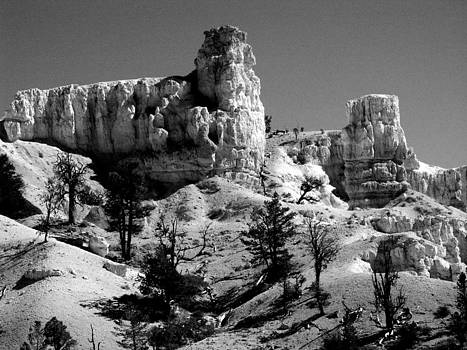 Bryce Canyon Towers by Rick Mutaw
