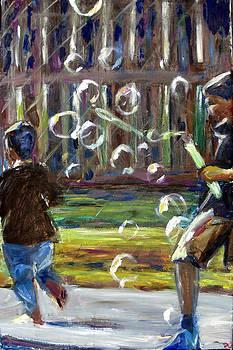 Bubble Boys by Hannah Curran