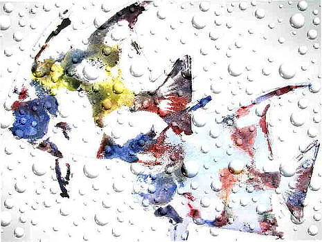 Bubble fish by Lori Chase