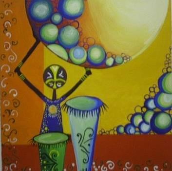 Bubbles by Zainab Elmakawy