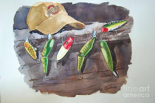 Buckeye fisherman by Bill Dinkins