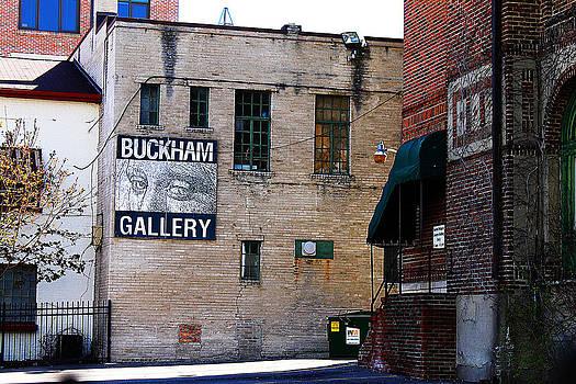 Scott Hovind - Buckham Gallery