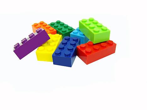 Building blocks. by Fernando Barozza