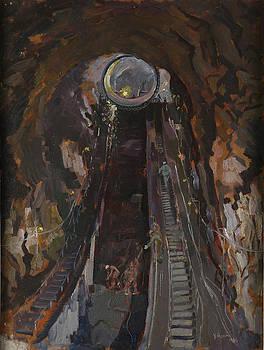 Ylli Haruni - Building Hydropower Tunel