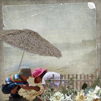 Building Sandcastles by Joanne Kocwin
