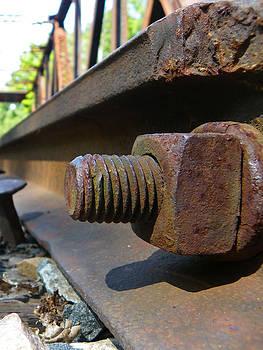 Building the Railroad by Sarah Egan